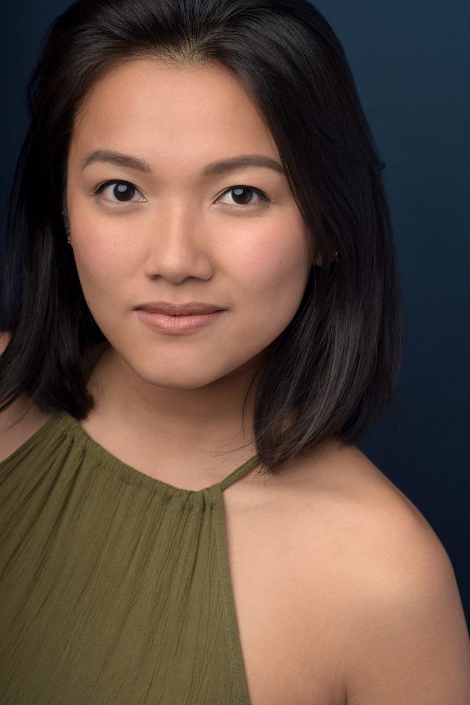 Dorcas Leung Hamilton